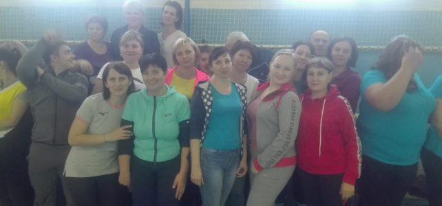 Спартакиада педагогических работников