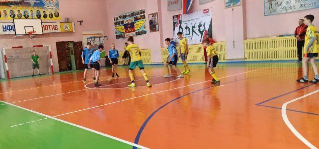 19 февраля — соревнования по мини-футболу